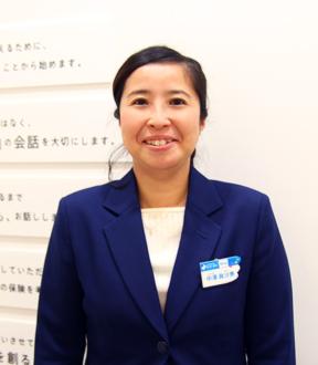 中澤 眞沙恵
